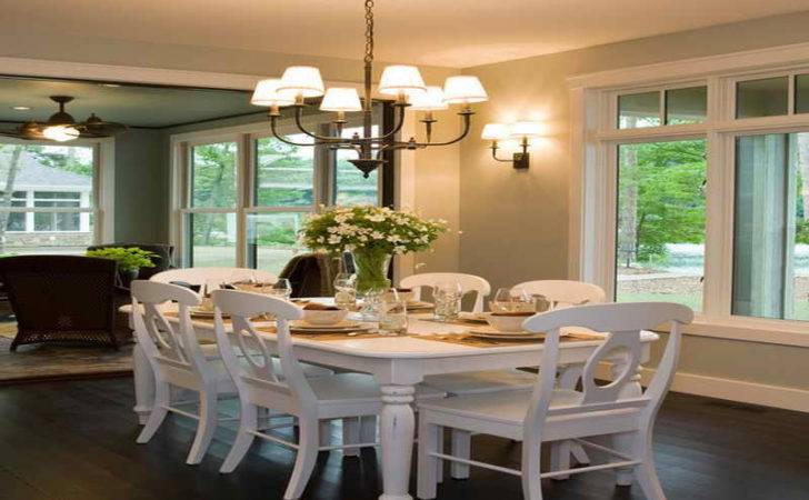 Bloombety Cottage Style Dining Room Light