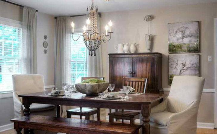 Bloombety Cottage Style Dining Room Styles