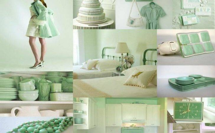 Bloombety Decorating Mint Green Awesome Home