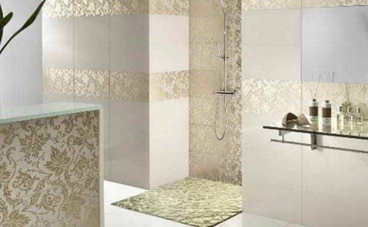 Bloombety Modern Bathroom Tile Designs Glass