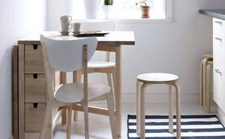 Bloombety Small Kitchen Table Sets Plain Colour