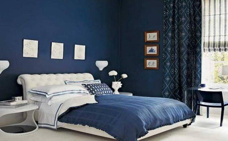 Blue Curtains Bedroom Haiqal Fresh Bedrooms