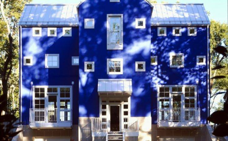 Blue House Tigerman Mccurry Architects