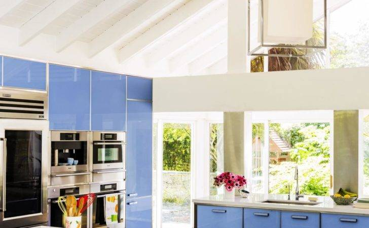 Blue Kitchen Paint Colors Ideas Tips