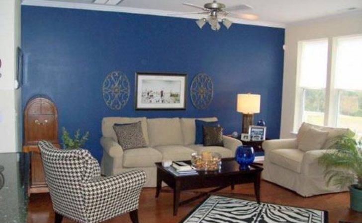 Blue Wall Paint Living Room Conceptstructuresllc