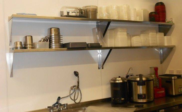 Blue Workshop Ltd Stainless Steel Kitchens Southport