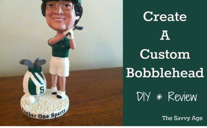 Bobble Create Your Own Custom Personalized Bobblehead