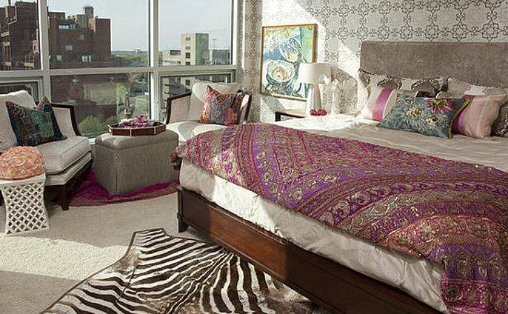 Bohemian Indian Inspired Home Designs Design Trends Blog