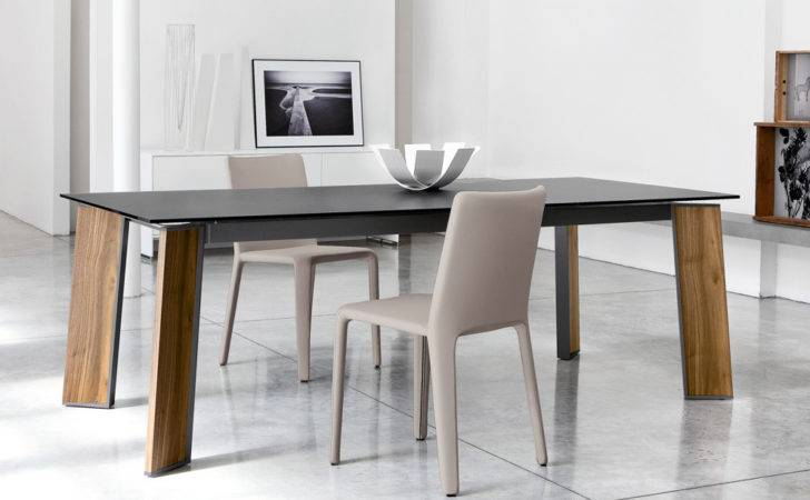 Bonaldo Flag Table Contemporary Dining Tables