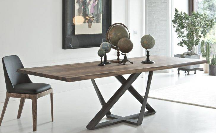 Bontempi Millennium Wood Dining Table Tables