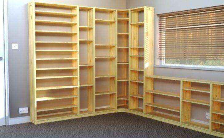 Book Shelving Systems Ideas