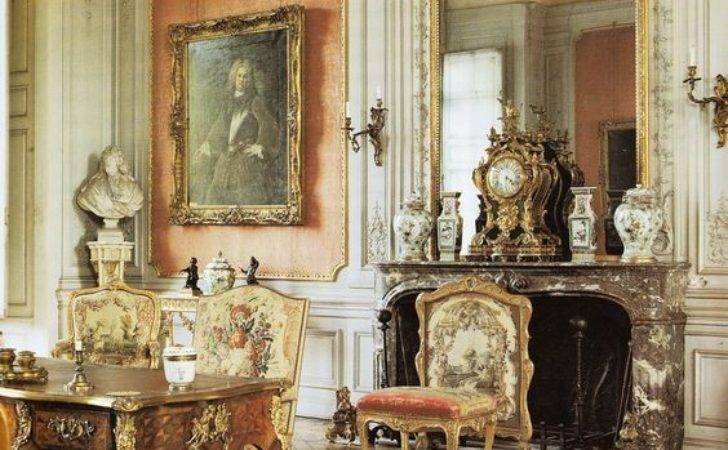 Bourgeoisie Century French Interior Design Google