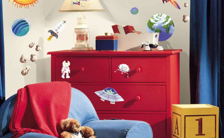 Boys Room Decor Colorful Kids Rooms
