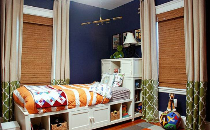 Boys Room Interior Design