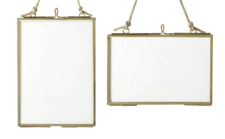 Brass Hanging Frame All Things Brighton