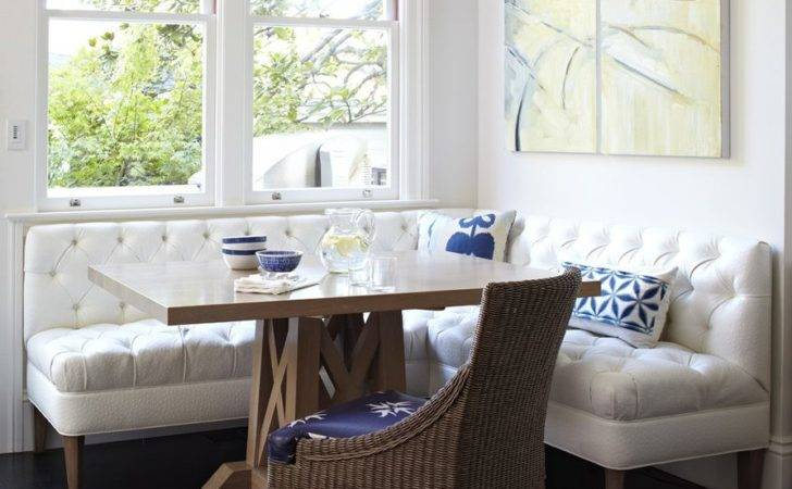 Breakfast Nook Bench Seating Kitchen Traditional