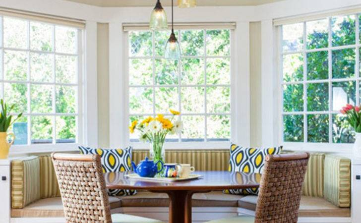 Breakfast Nooks Design Tips Inspiration