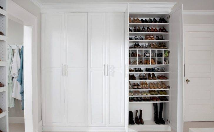 Breathtaking Shoe Storage Ideas Decorating
