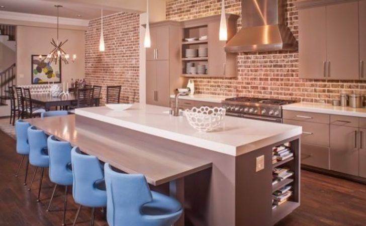 Brick Wall Always Charming Cor Feature Any Room