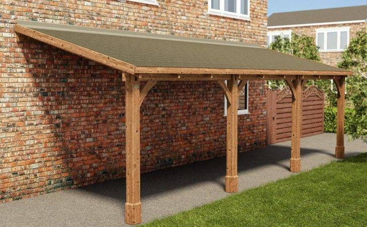 Brontes Lean Carport Garages