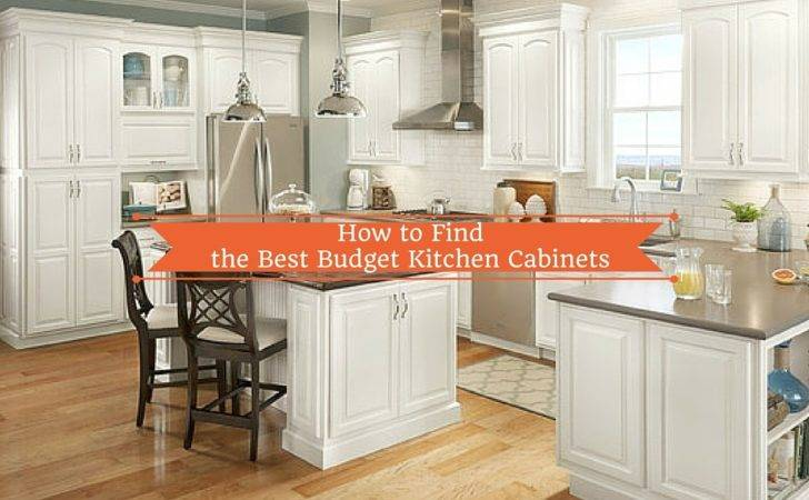 Budget Kitchen Countertop Cabinet Today