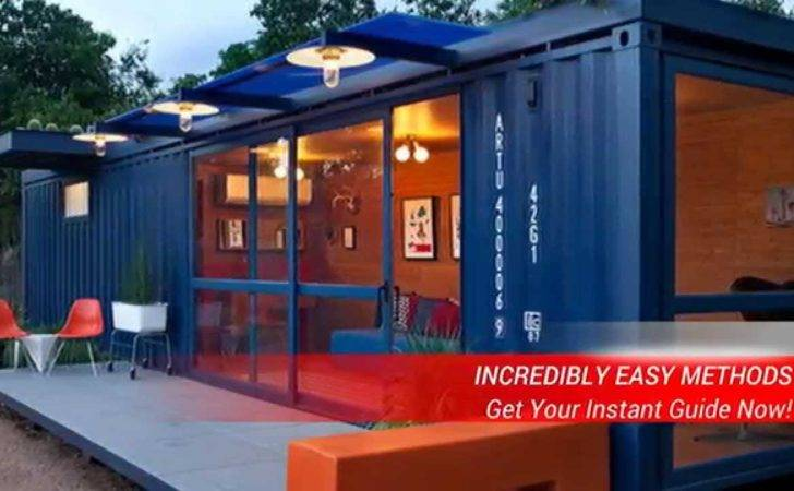 Build Container Home Shipping Step