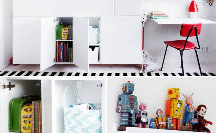 Build House Home Playroom Storage Solution Could