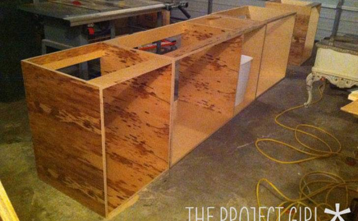 Build Kitchen Cabinets Getting Started