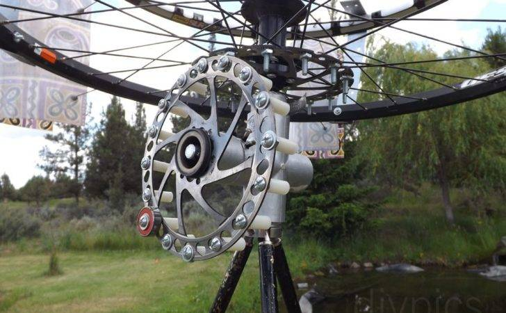 Build Your Own Wind Powered Water Pump Readyblog