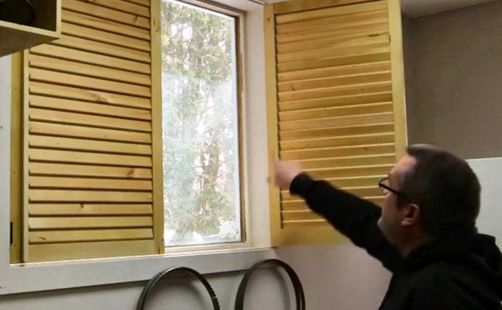 Building Diy Wooden Window Blinds Home Projects