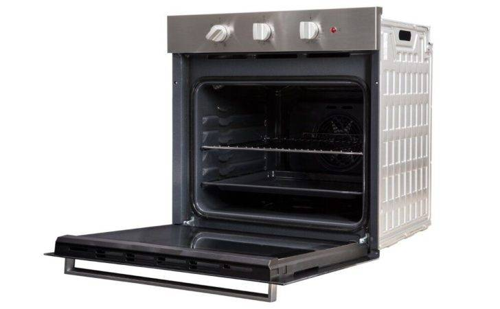 Built Electric Oven Inox Colour Ifw