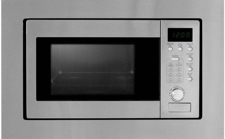 Built Microwave Watts Litres Stainless Steel