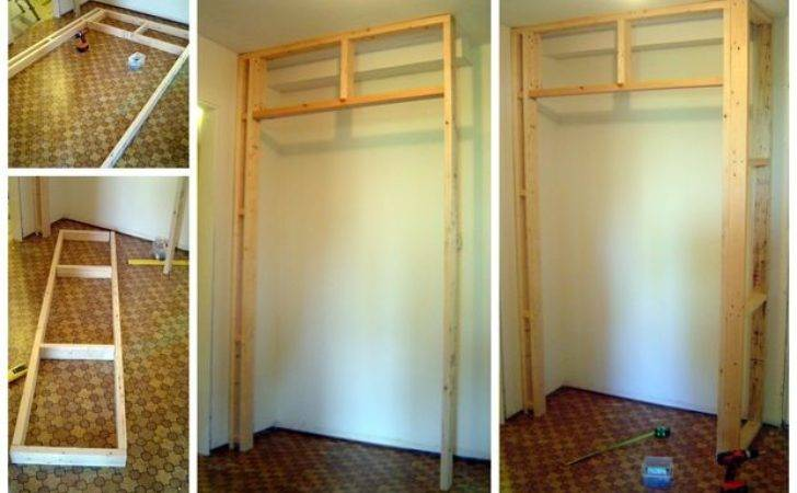Built Wardrobe Steps