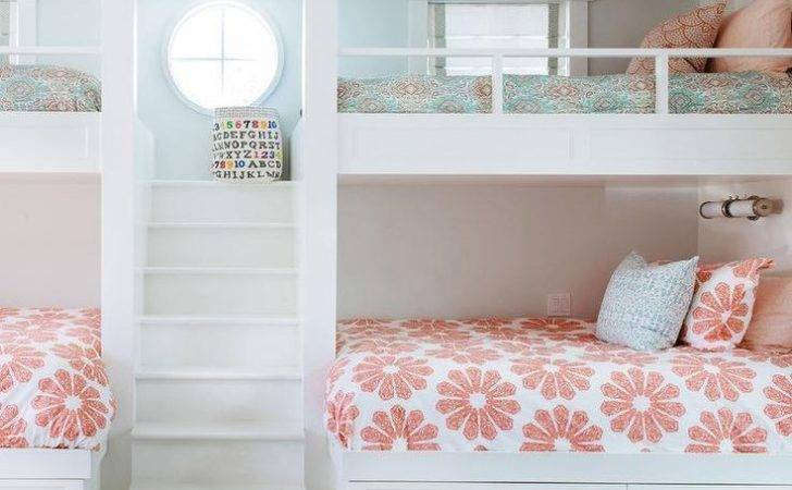Bunk Beds Girls Room