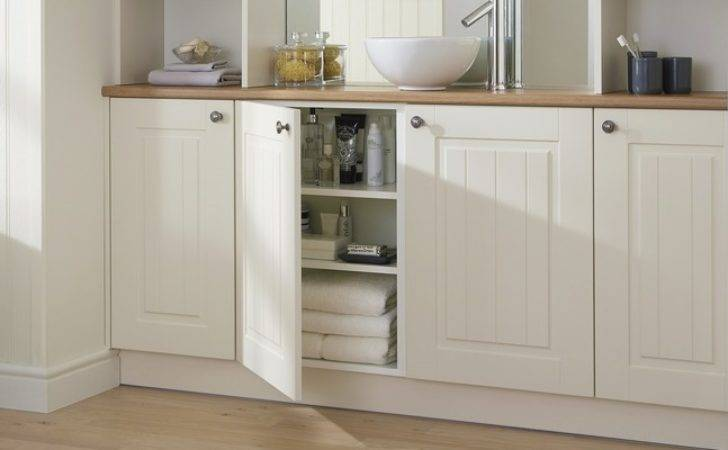 Burford Tongue Groove Bathroom Cabinet Howdens Joinery