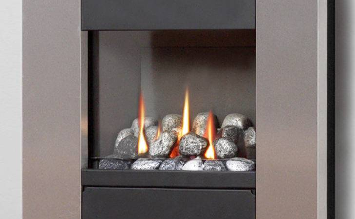 Burley Flueless Gas Fire Flames