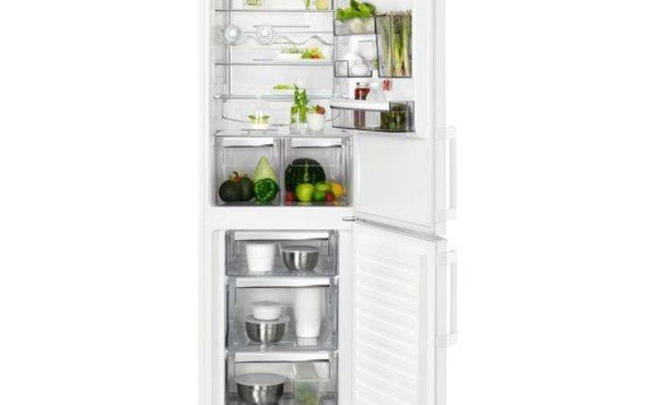 Buy Aeg Customflex Rcb Fridge Freezer Gloss