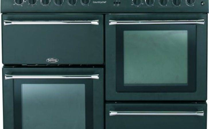 Buy Belling Countrychef Anthracite Dual Fuel