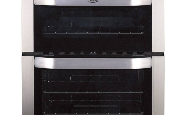 Buy Belling Gas Built Under Double Oven Stainless