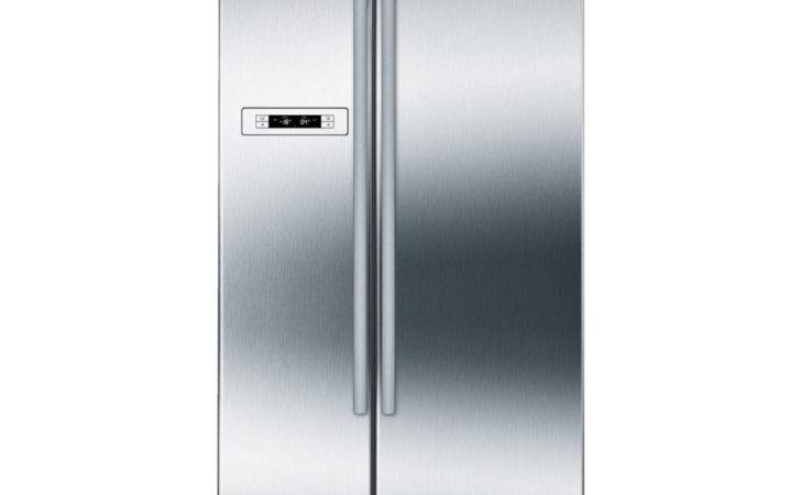 Buy Bosch Kan American Style Fridge Freezer