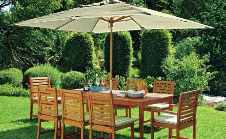 Buy Collection Madison Seater Wooden Patio Set Green