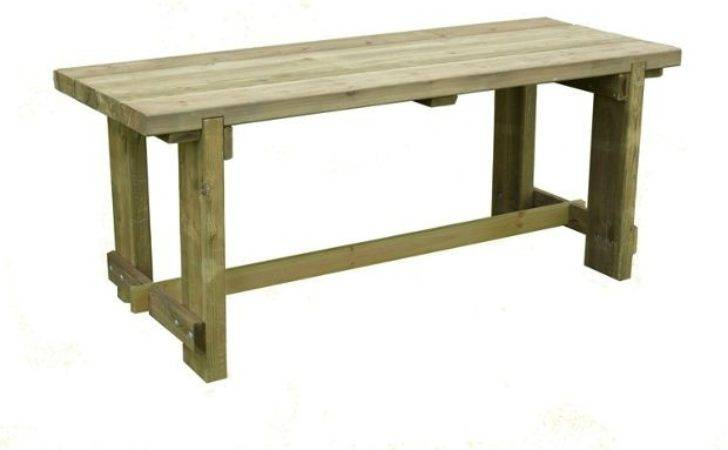 Buy Forest Refectory Table Argos Your