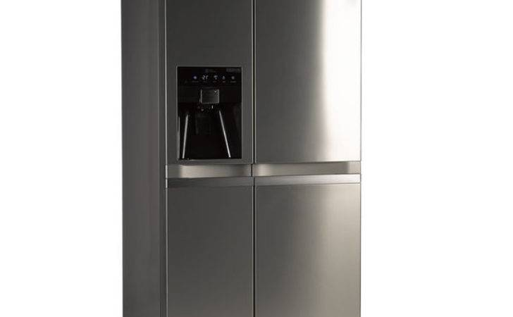 Buy Gsl Nsyv American Style Fridge Freezer Premium