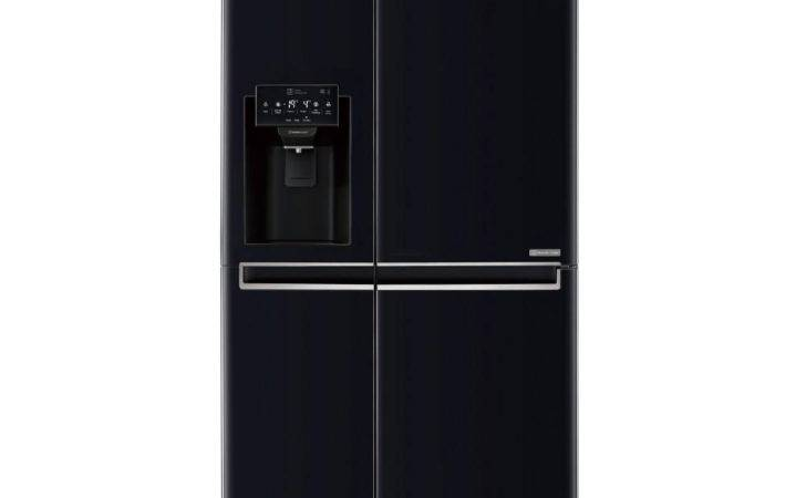 Buy Gsl Wbxv American Style Fridge Freezer Black