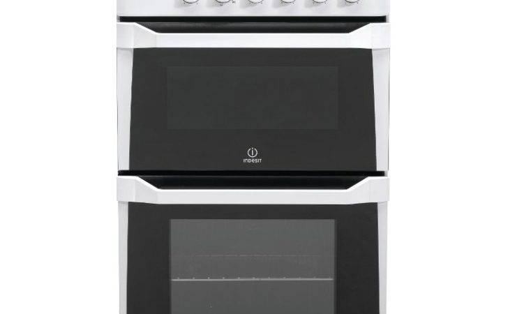 Buy Indesit Electric Cooker Separate Grill White