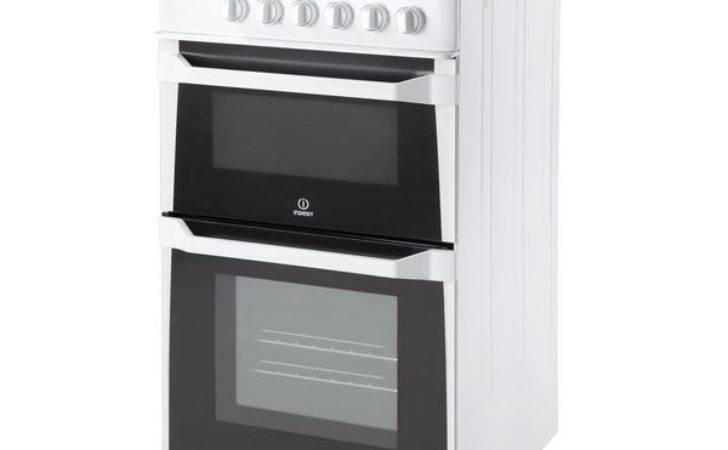 Buy Indesit Electric Cooker White
