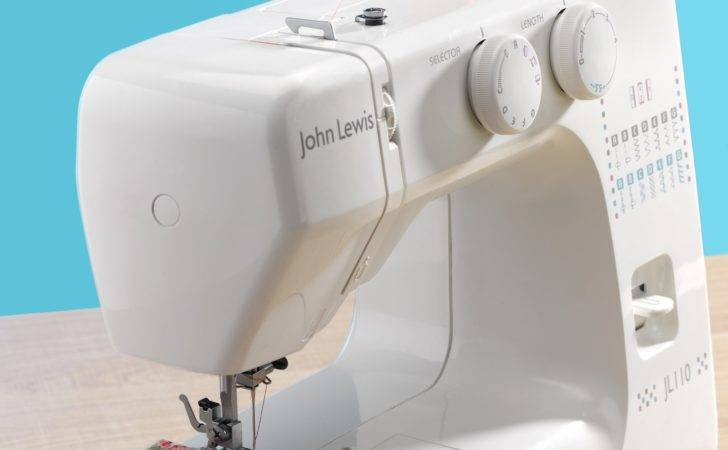 Buy Janome Excel Decor Sewing Machine John Lewis