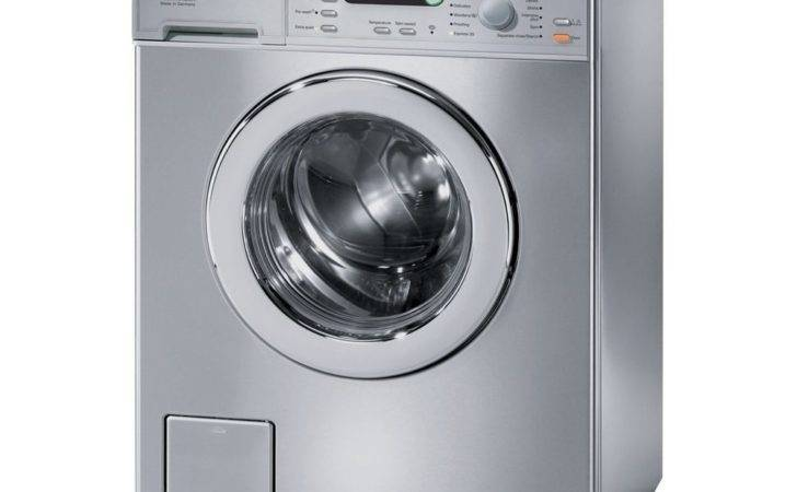 Buy Miele Washing Machine Stainless Steel