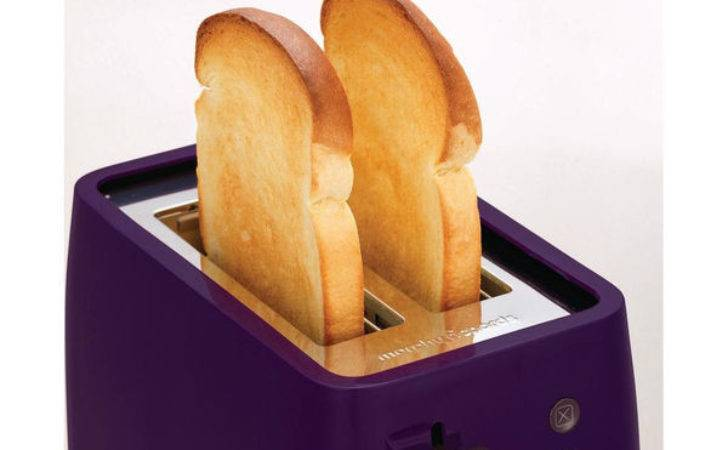 Buy Morphy Richards Chroma Slice Toaster Plum