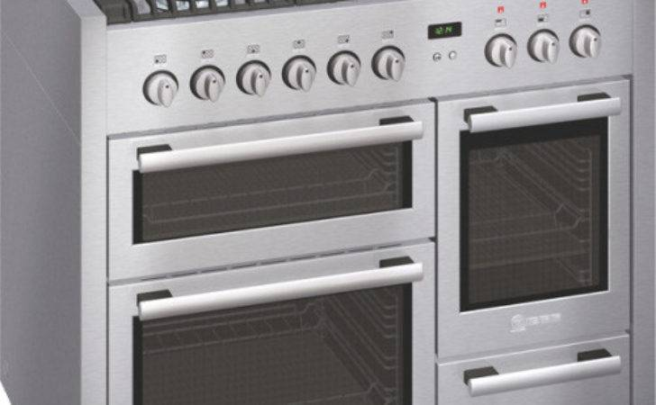 Buy Neff Dual Fuel Range Cooker Stainless